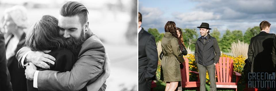 Autumn South Pond Farms Wedding Photography 0049