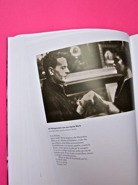 Michael Nedo (a cura di), Una biografia per immagini. Carocci 2013. Progetto grafico di Shoko Mugikura e Michael Nedo. Falcinelli & co. per l'ed. it. Pag. 338 (part.) 1