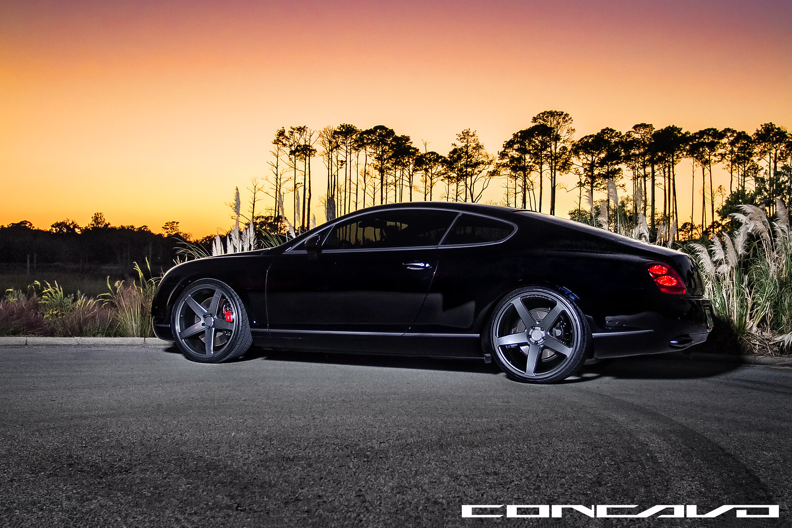 Bentley Continental GT Concavo CW 5 FiveNineDesign
