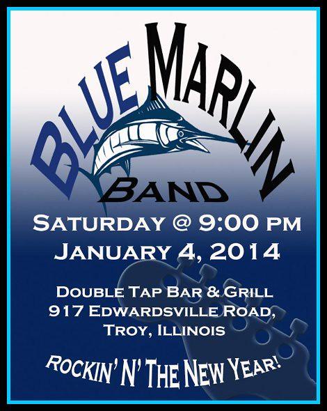 Blue Marlin 1-4-14