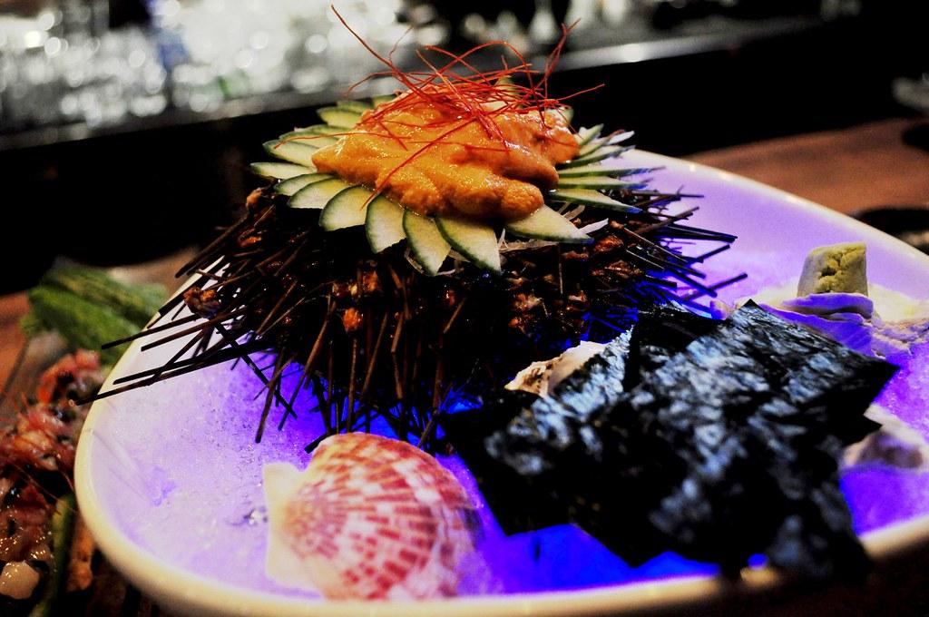 shuraku japanese bistro vancouver downtown