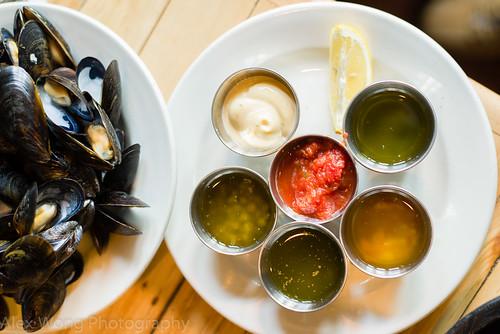 Mussel Dip Sauces