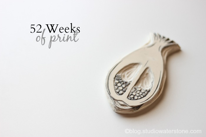 52 Weeks of Print: Week 1