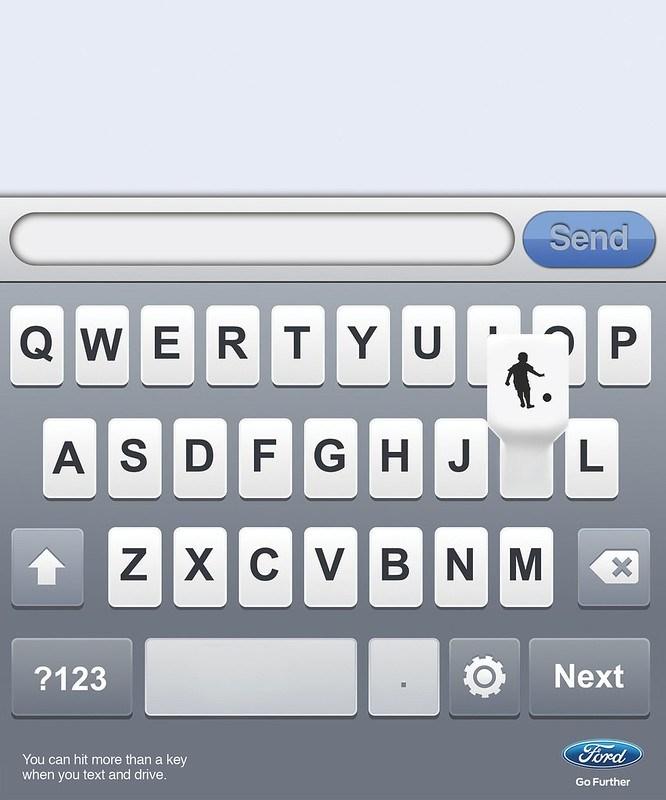 Ford - Texting emoticon 2