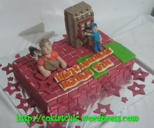Cake Wreck it Ralph