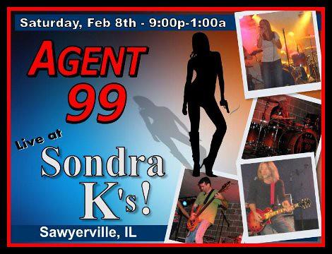 Agent 99 2-8-14