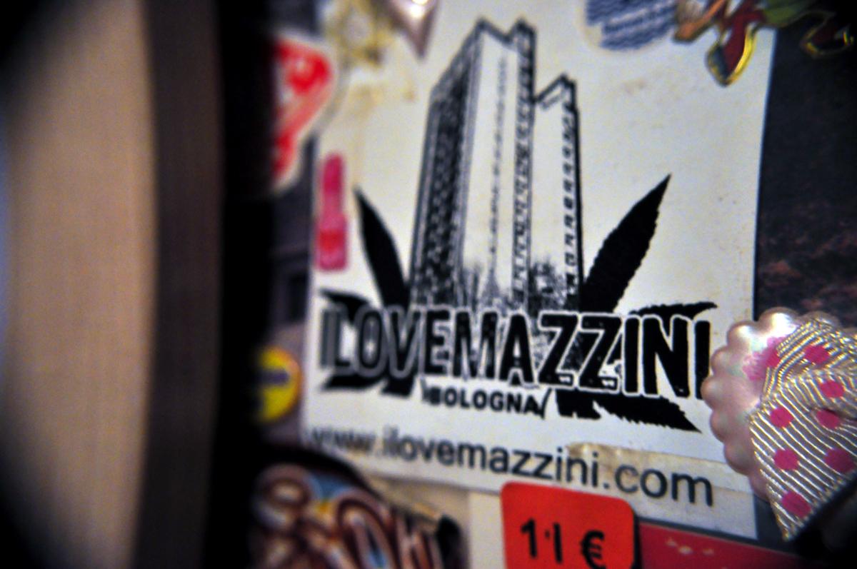I LOVE MAZZINI Bologna