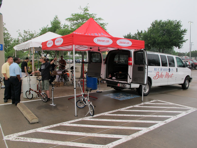 Richardson Bike Mart At Richardson Station