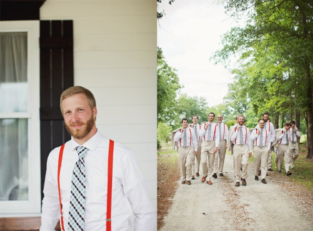 Well-Groomed | W-G Groom: Blue Checks, Red Stripes (images: Happy Everything Co.)