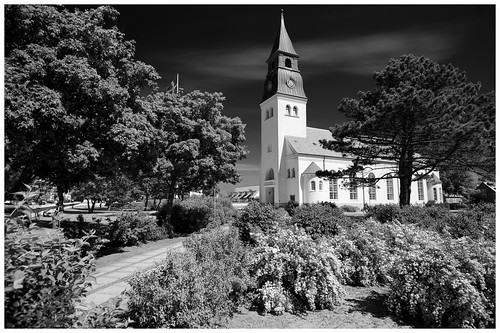 Skagen Church by Davidap2009