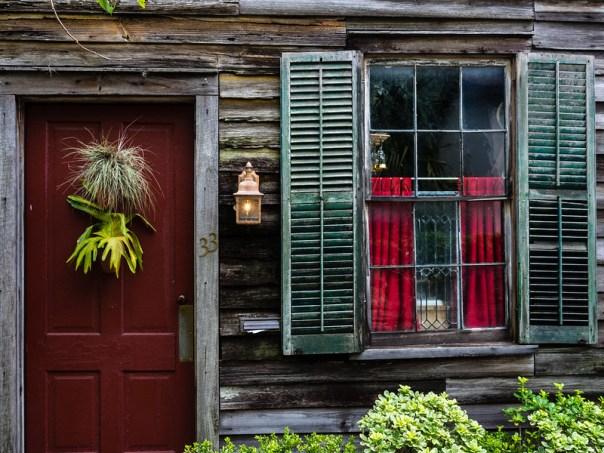 Red door #33