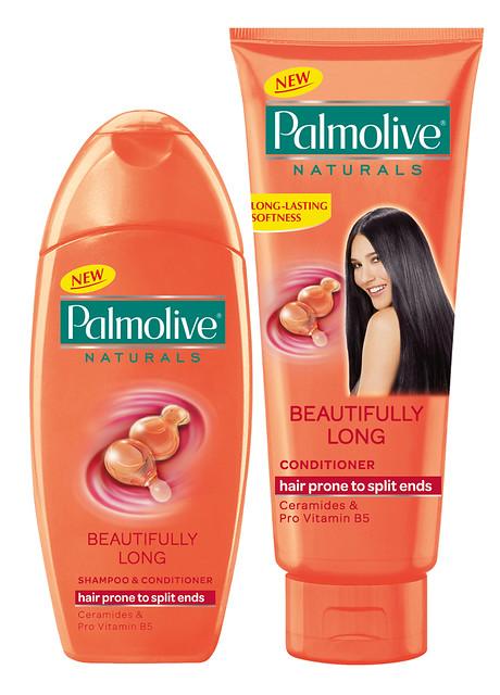 Palmolive Naturals Beautifully Long Product Shot