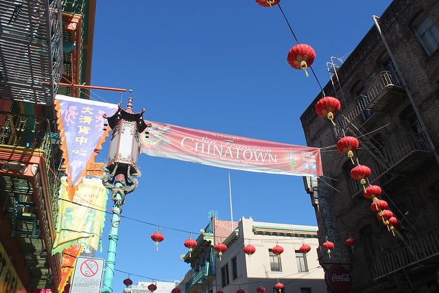 Qué ver en San Francisco: Chinatown