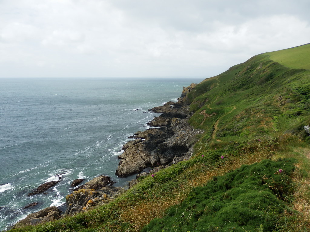West of Polperro