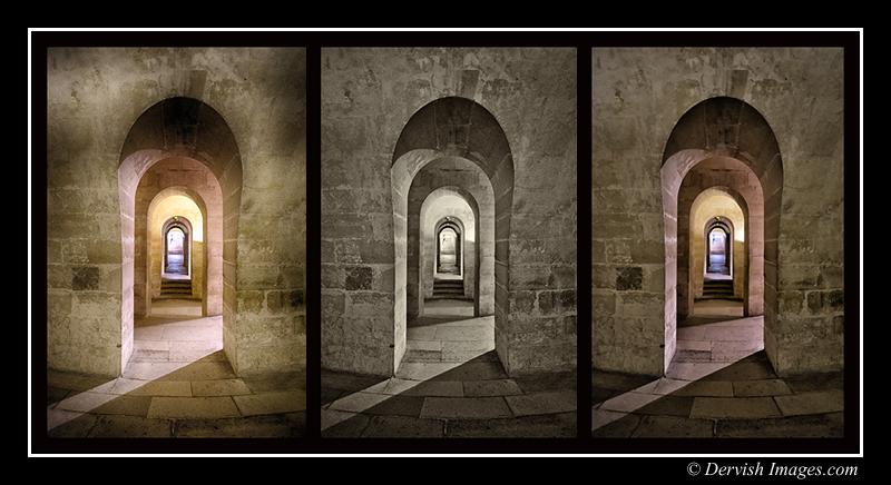 Crypt Triptych