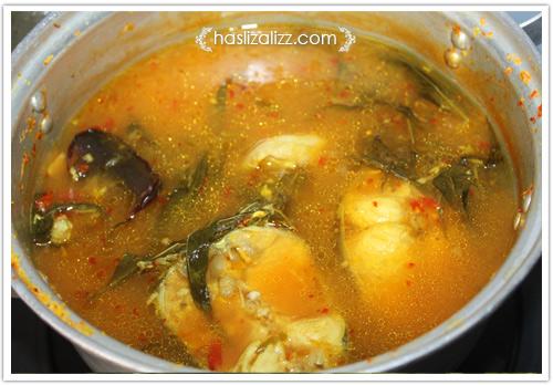 resepi ikan masak singgang resep masakan khas Resepi Ikan Selar Kuning Masak Lemak Cili Api Enak dan Mudah
