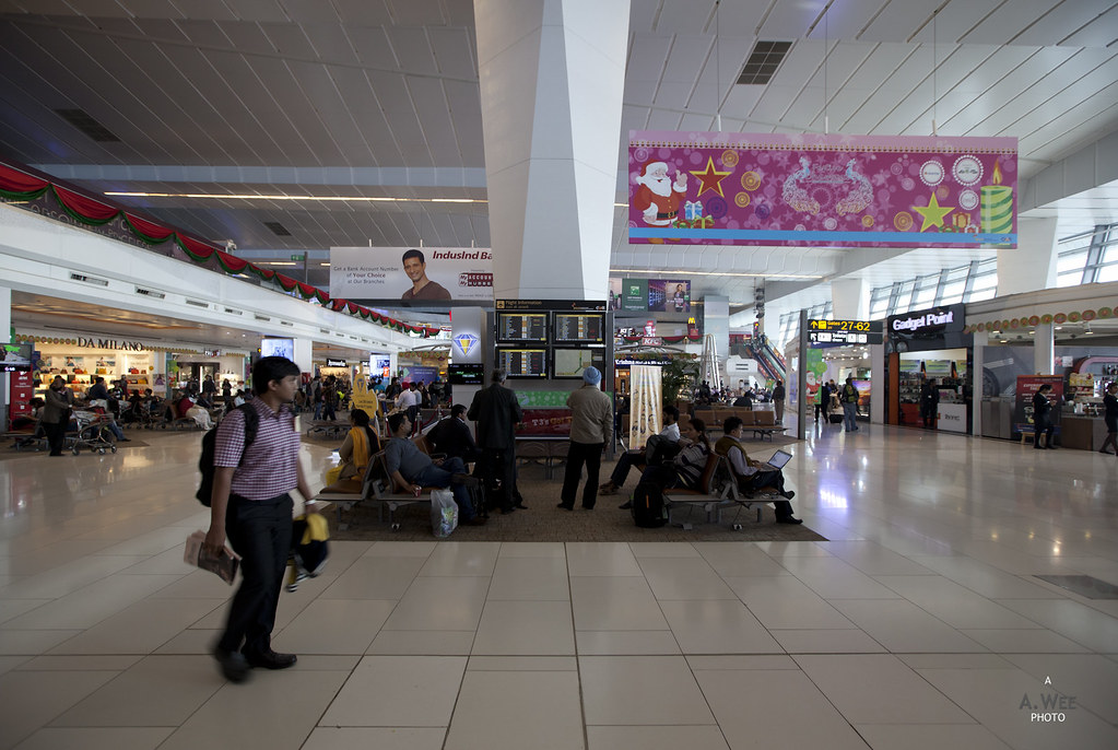 Departure Terminal - Airside