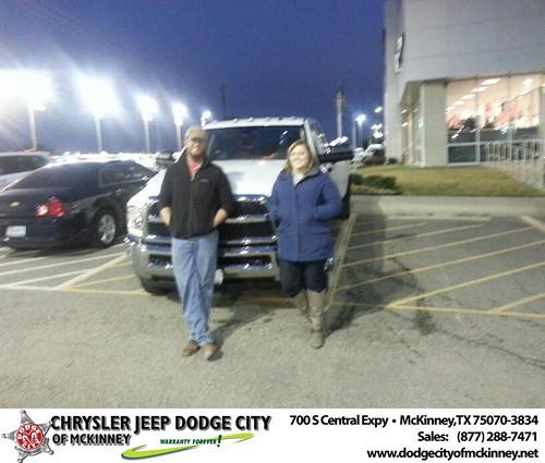 Dodge City McKinney Texas Customer Reviews and Testimonials-Andrew L. Gross by Dodge City McKinney Texas