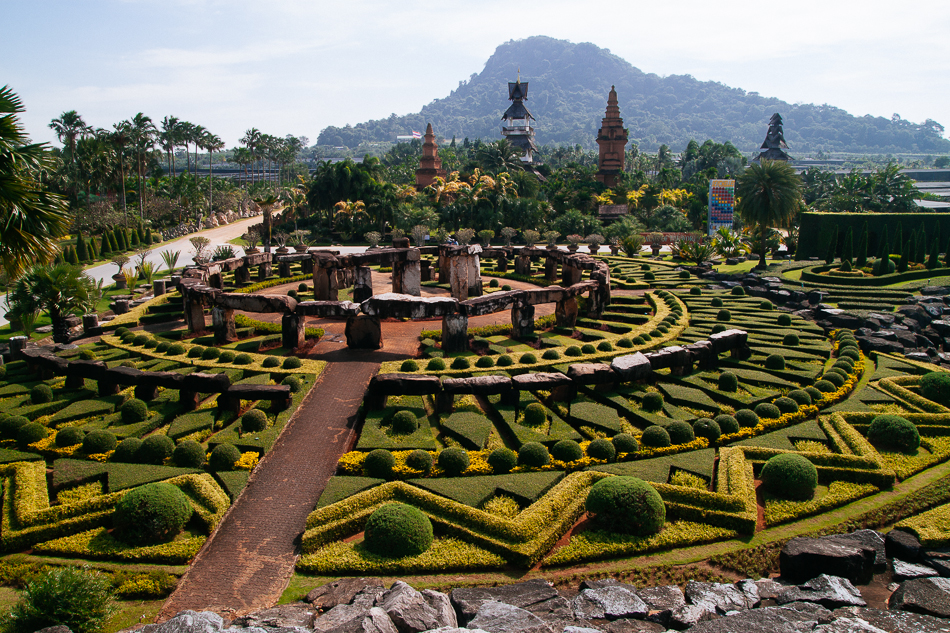 Nong Nooch Tropical Garden, Pattaya