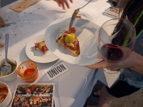 Union at Toronto Taste 2013