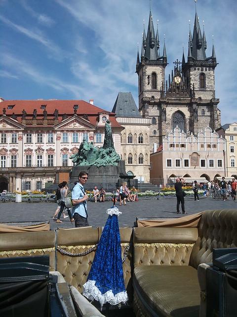 Prague, Summer 2013