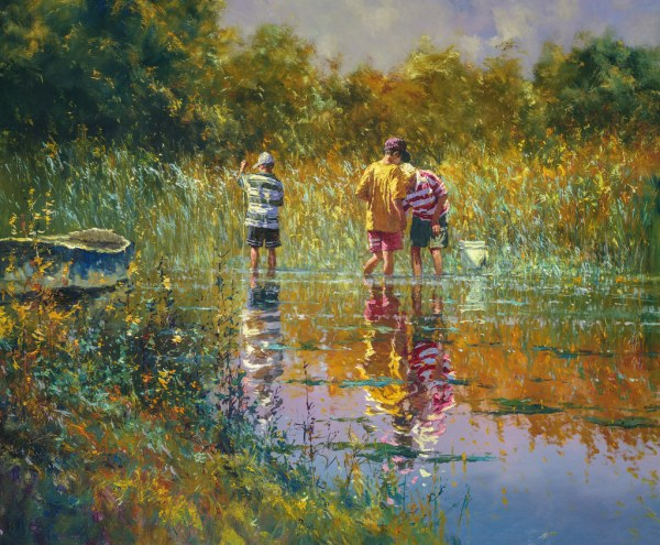Robert Hagan Fine Art Paintings