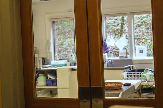 Kitchen of Wildlife Care Center