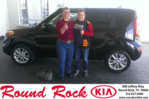 Round Rock KIA Customer Reviews and Testimonials-Kristen Smith by RoundRockKia