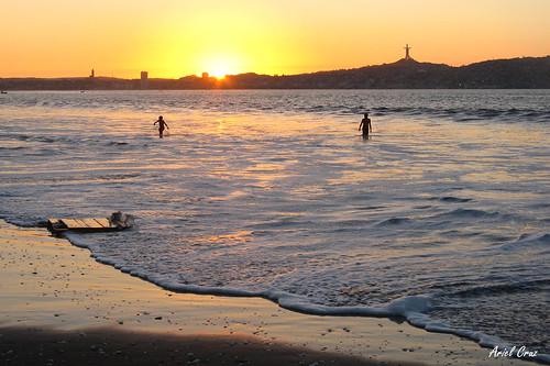 Coquimbo - Atardecer / Sunset