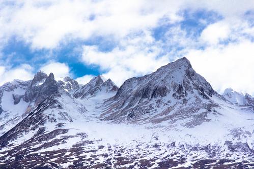 Los Andes desde la RN3