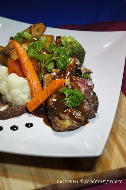 8.chulo -Lamb Chop RM 23.80