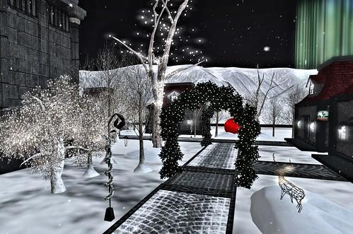 Gothmas by Gaslight opens Dec 15th, noon slt