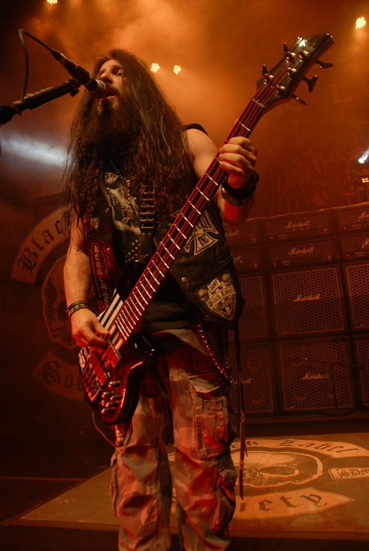 John DeServio of Black Label Society