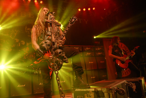 Black Label Society at the Fillmore Silver Spring