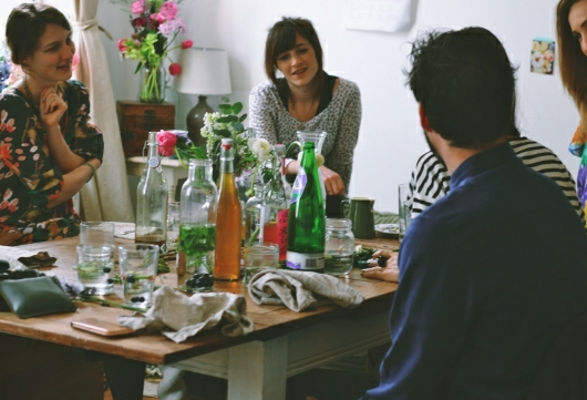 Kinfolk Flower Potluck in London