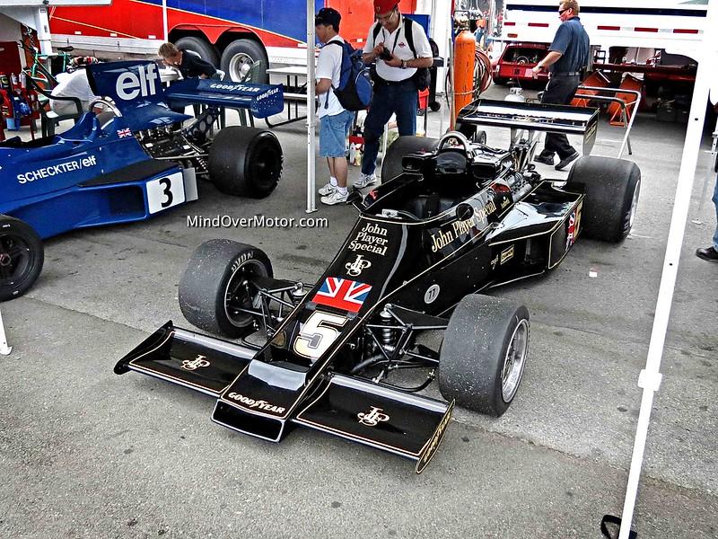 Mario Andretti's Lotus F1 Car
