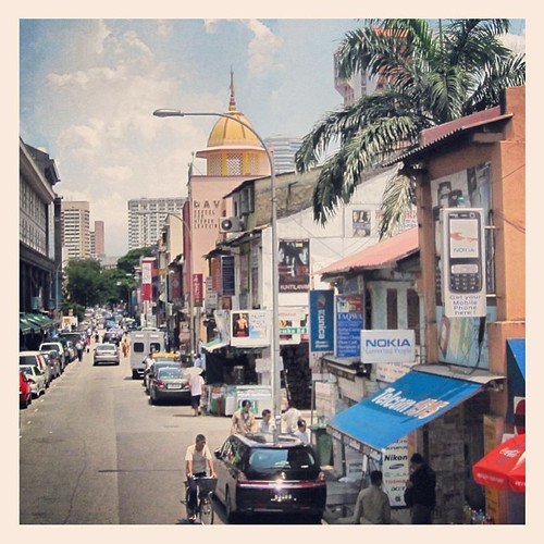 Little India #singapore by @MySoDotCom