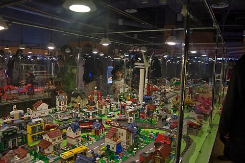 Wroclaw 2014 Wystawa klockow LEGO Klockomania 21-7