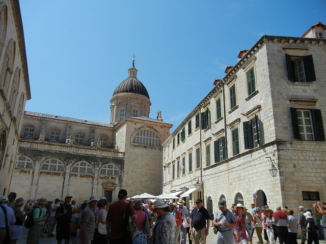 Summer 2012 - Europe, D7 Dubrovnik, Croatia - 007