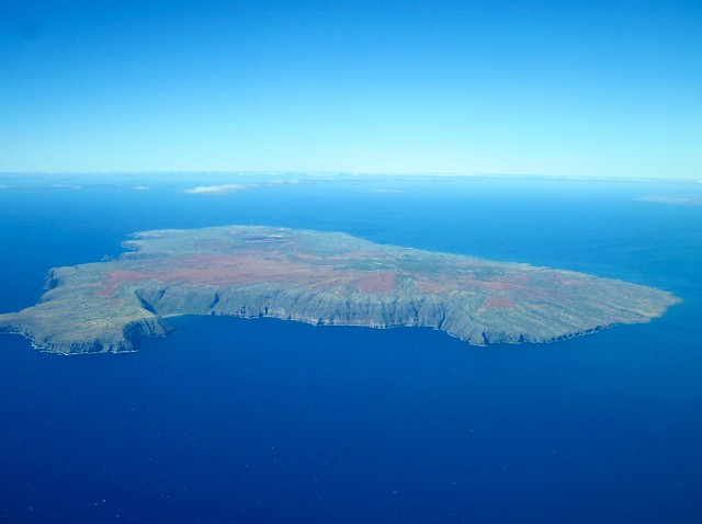Picture from Kahoolawe Island