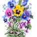 Flower - Viola 2