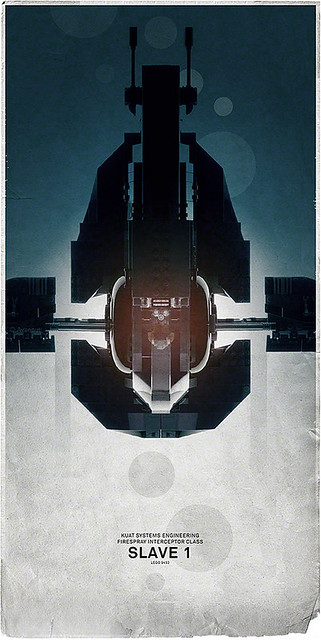 Slave I, by Avanaut, on flickr