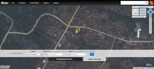 Lokasi Kuningmas Auto Care, Kuningan, Jawa Barat