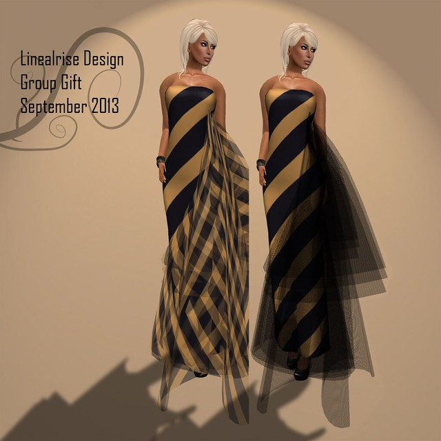Lineal Rise  - FabFree Designer of The Day