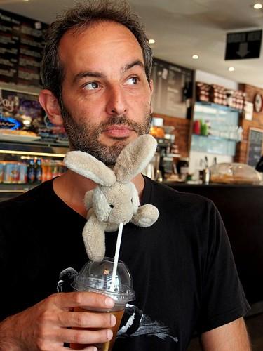 Travel Bunny & Gabriele Galimberti