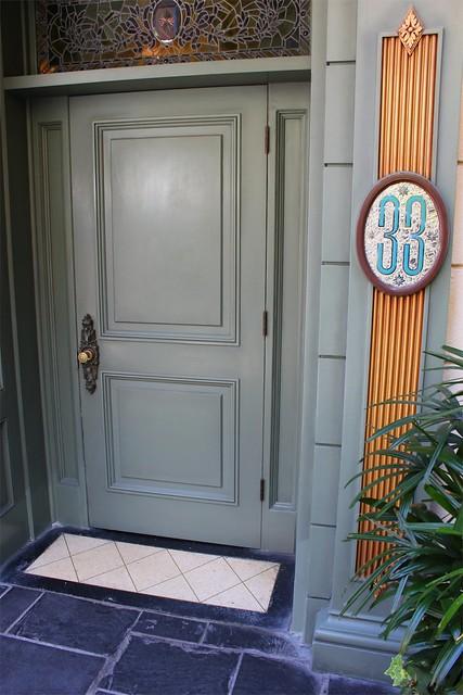 Club 33 at Disneyland
