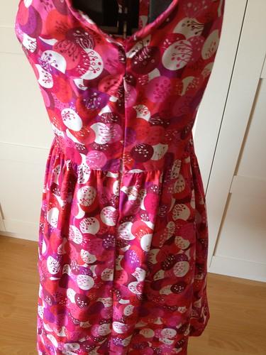pink Liberty 9929 side zip