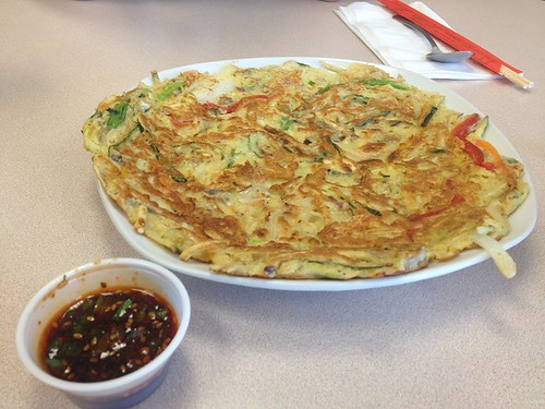 Vegetable Jeon