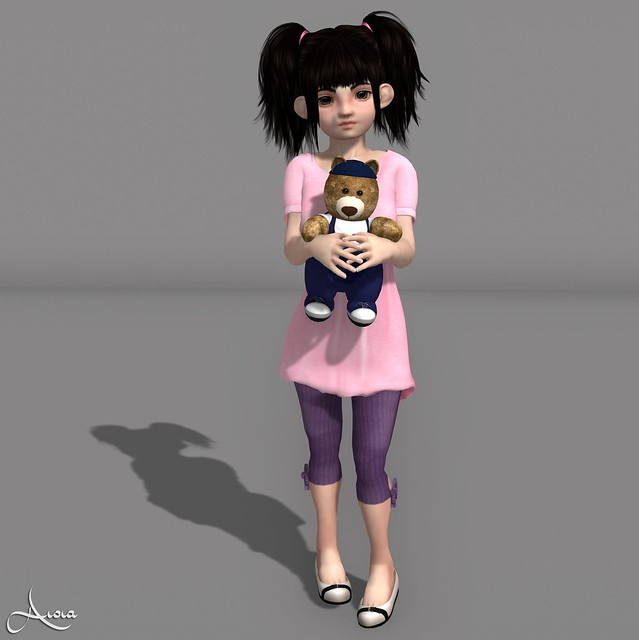 SL Disney Bound - Week 15, Boo