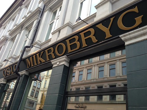 Oslo Mikrobryggeri. Oslo